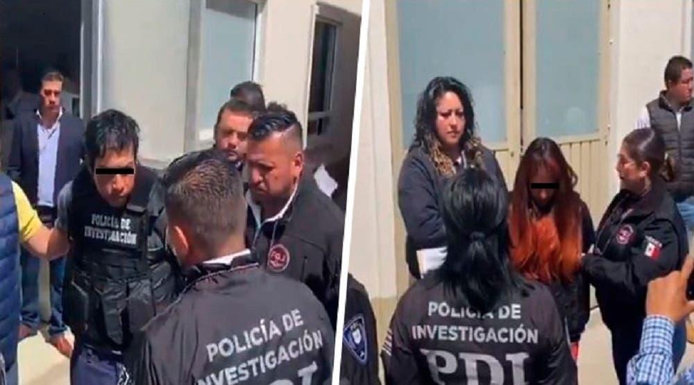 """""""Les haremos lo que hicieron a la niña"""", advierten reos a asesinos de Fátima"""