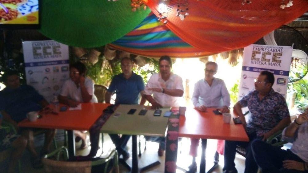 Falta de voluntad política podría generar fuerte crisis: CCE Riviera Maya
