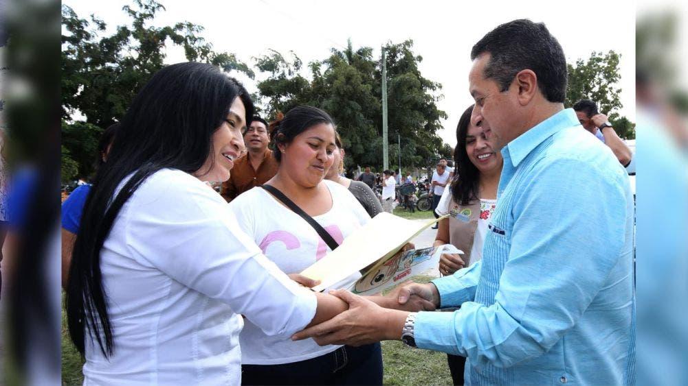 """Acercará Carlos Joaquin la caravana """"Juntos Avanzamos"""" a familias de José Maria Morelos"""