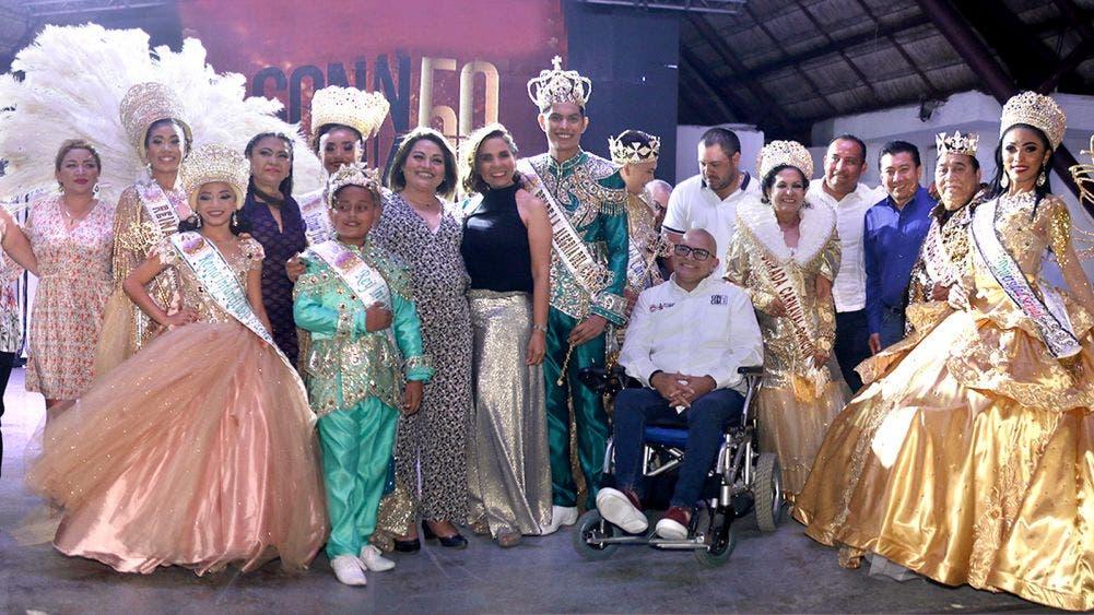 Arranca Mara fiestas del 50 aniversario con Carnaval Cancún 2020