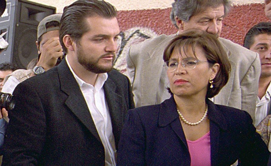 Mal y de malas Rosario Robles y PRD, deberán pagar a Ahumada 400 mdp
