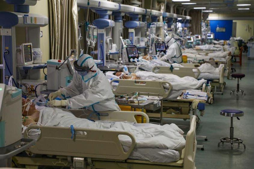 Cura Cuba a 1,500 pacientes con coronavirus en China