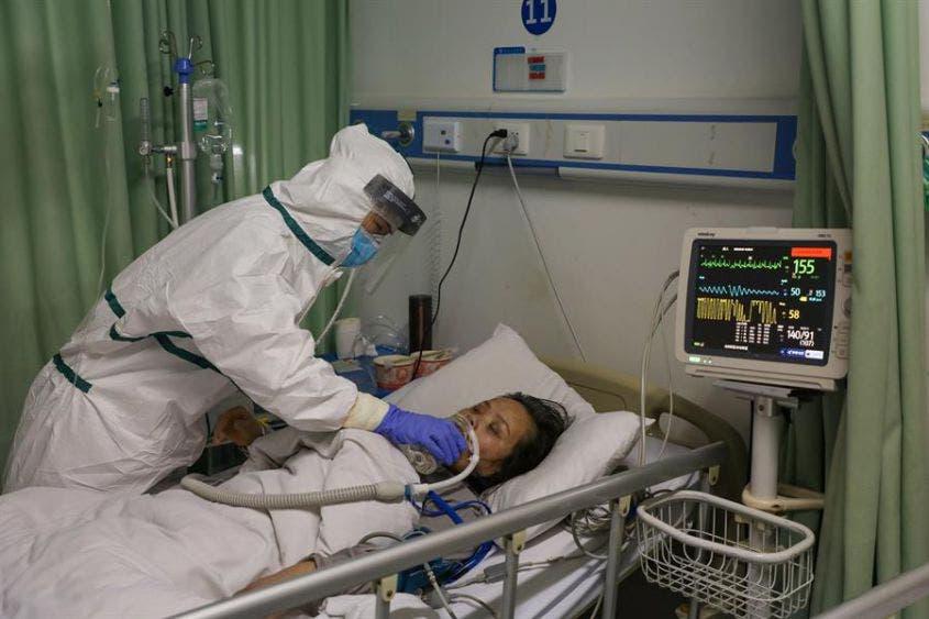 China está sacando recursos médicos de todo el país para ayudar a la provincia de Hubei, gravemente afectada por el nuevo brote de coronavirus.