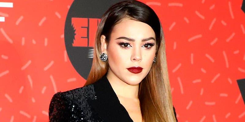 "Danna Paola lanza ""Sodio"" polémico tema que trata del mundo gay"