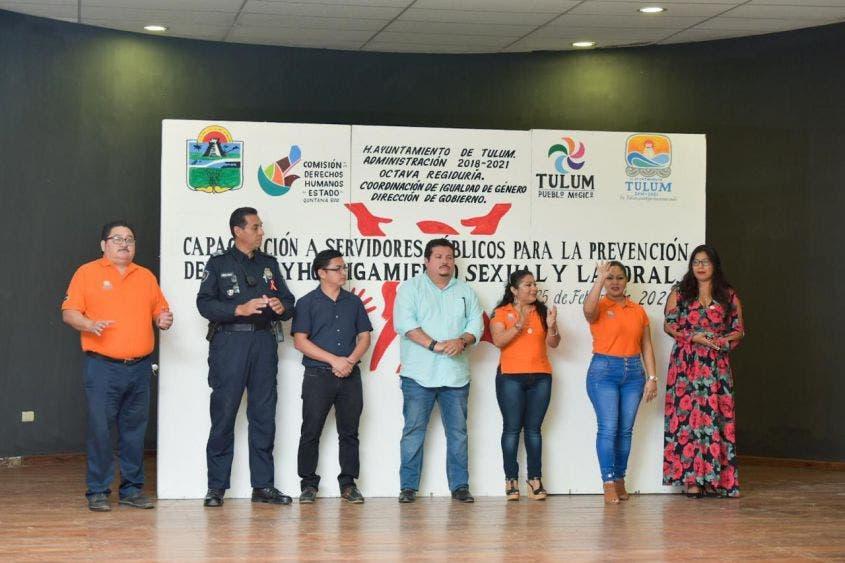 Contó con el apoyo de la Comisión de Derechos Humanos de Quintana Roo.
