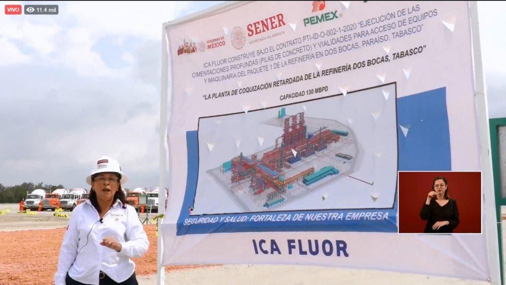 Pide participar el IPN en obra de refinería Dos Bocas