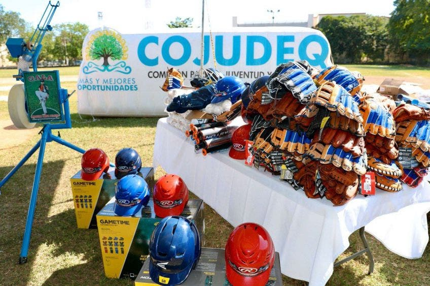 Fuerte impulso al beisbol en Quintana Roo.