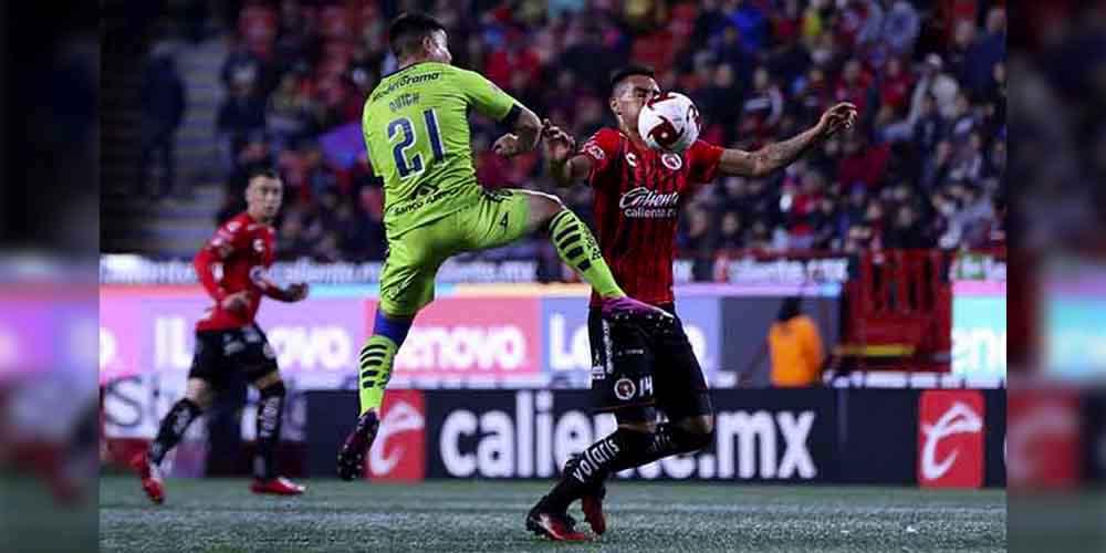 Resultados de los cuartos de final de la Copa MX