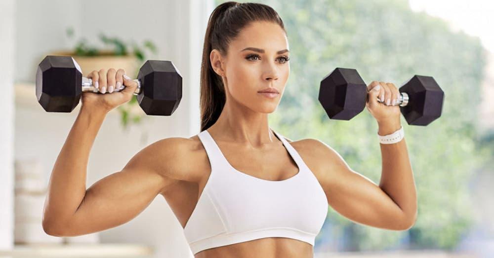 Rutina de ejercicios para estilizar y tonificar tus brazos