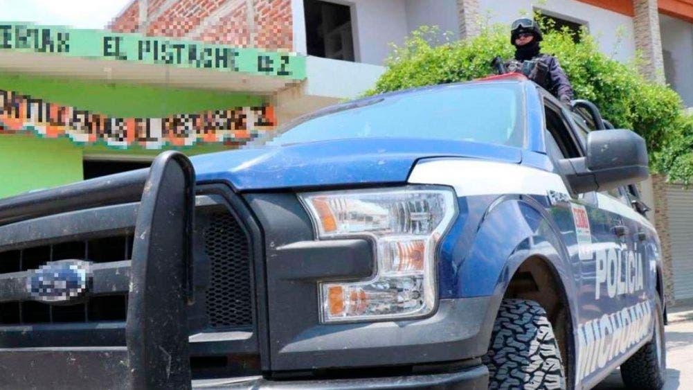 Deja ocho muertos enfrentamiento en Michoacán