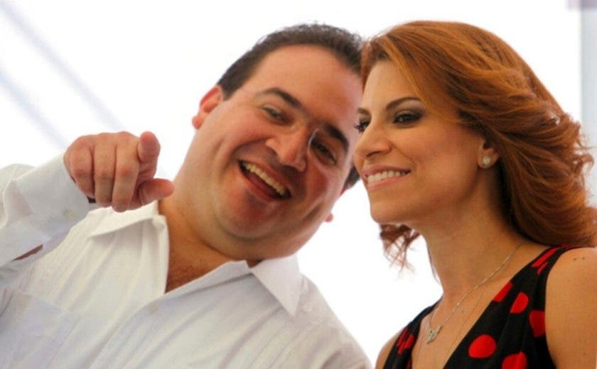 Se divorcian Javier Duarte y Karime Macías.