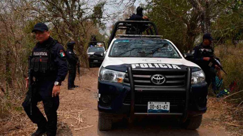 Encuentran fosas clandestinas en Veracruz