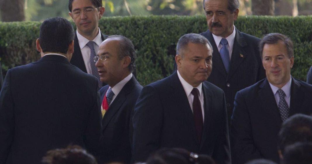 La Fiscalía de EU se negó a dar nombres de esos socios de García Luna, por el momento.