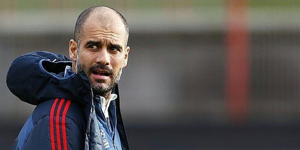 Guardiola confirma que no se va del Manchester City