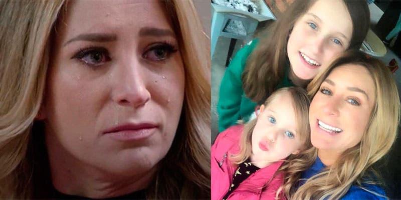 Hija de Geraldine Bazán se burla de ella y su sufrimiento