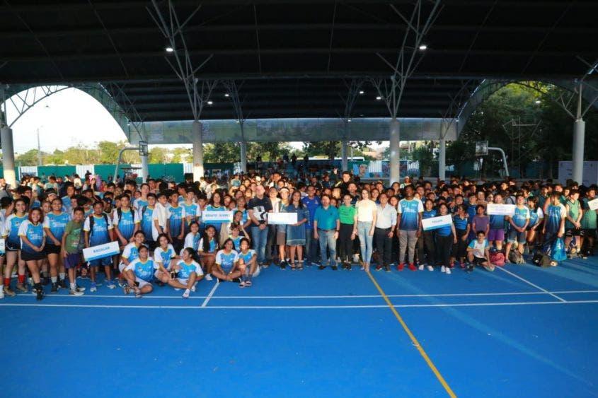 Tulum, excelente anfitrión de centenares de asistentes a los juegos deportivos.