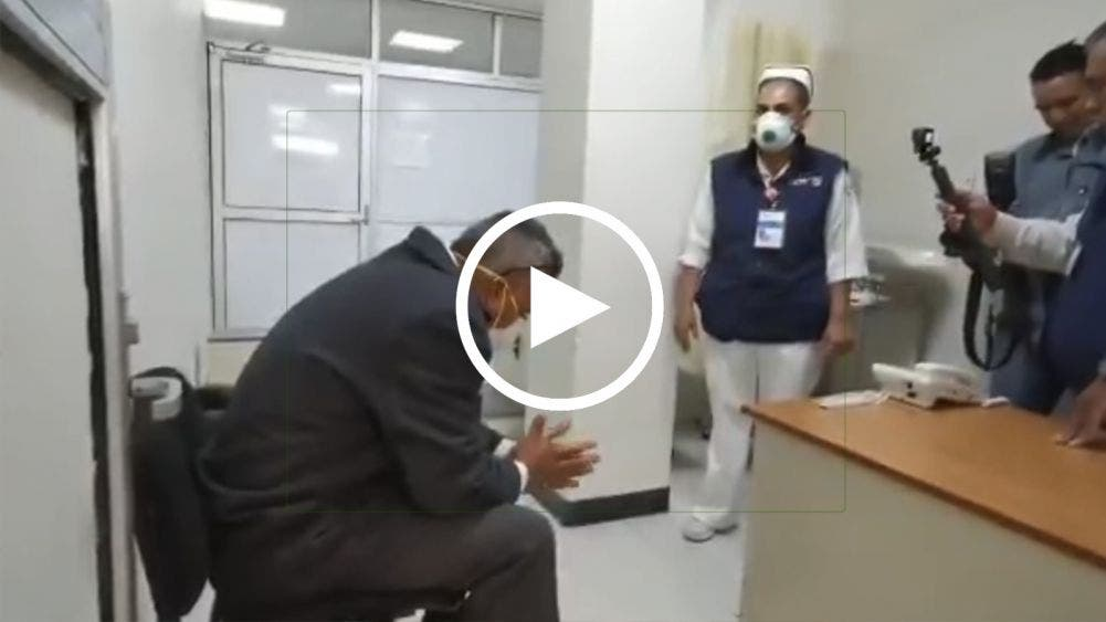 Llegó el Coronavirus a México, sospechoso en CDMX da positivo