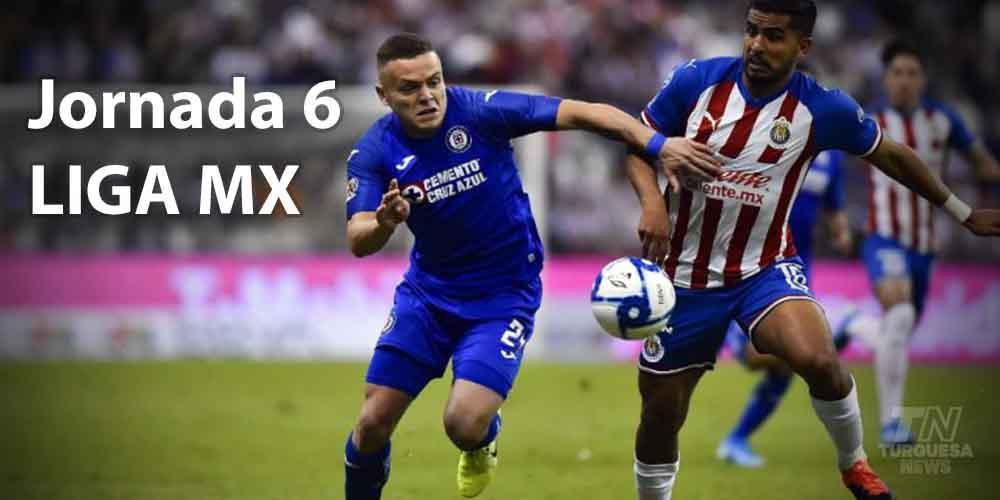 Liga MX: Jornada 6 del Clausura 2020 (fechas y horarios)
