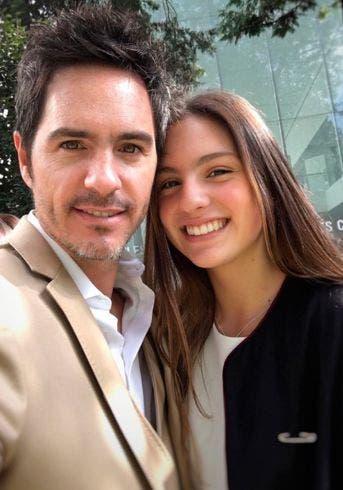 Ella es la sensual hija de Mauricio Ochmann que seguro no conocías
