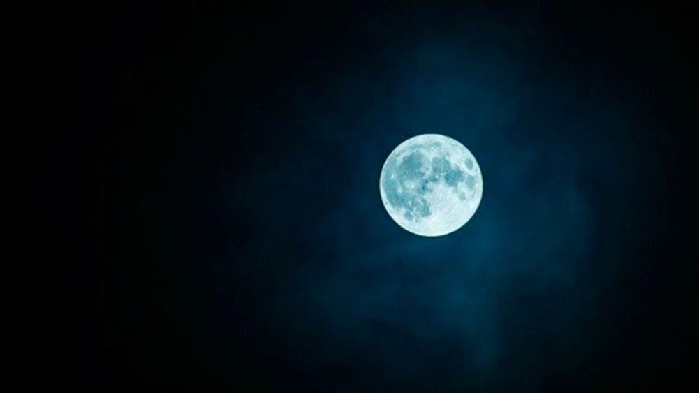 Se verá en México la Luna de Nieve de este 2020