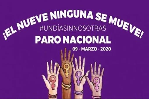 Instituciones de Mérida, se unen al paro nacional de mujeres #UnDíaSinNosotras