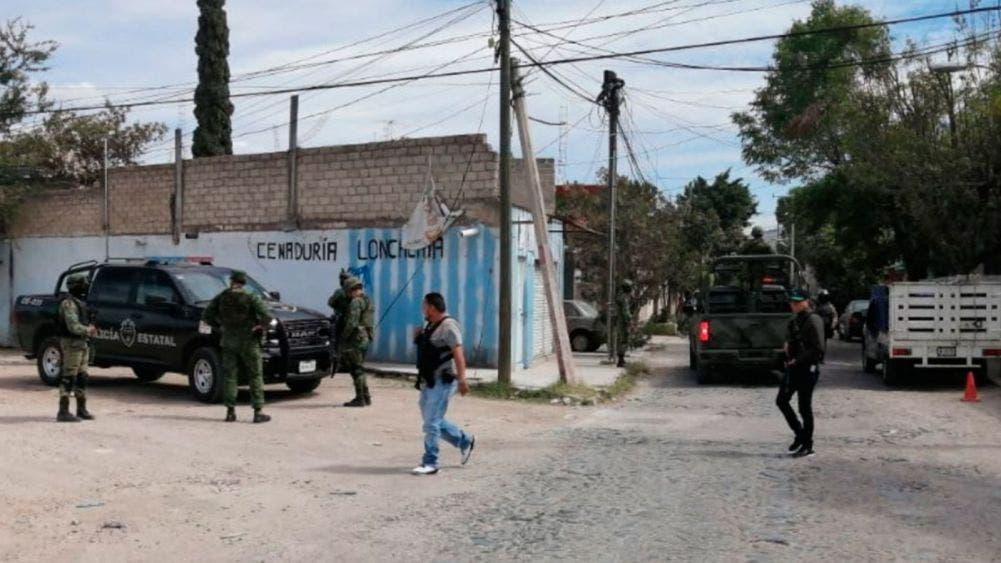 Dos detenidos por ataque a balazos a policías ministeriales