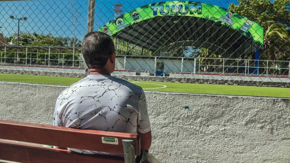 """Equipan instalaciones deportivas del Parque """"Dos Aguas"""""""