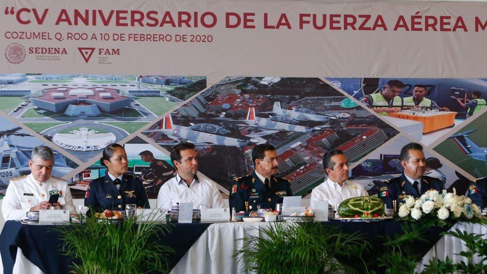 En 105 Aniversario de la FAM, Pedro Joaquín refrenda su compromiso para trabajar por la seguridad de Cozumel