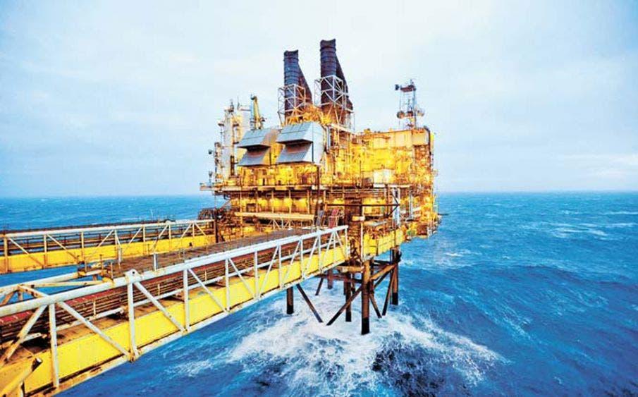 Descubre petrolera italiana yacimiento en el Golfo de México