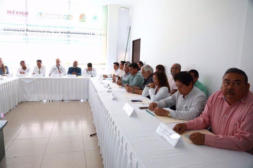 Aprueban la elaboración del Programa Municipal de Ordenamiento Territorial, Ecológico y Desarrollo Urbano Sustentable y los Programas de Desarrollo Urbano de Centros de Población
