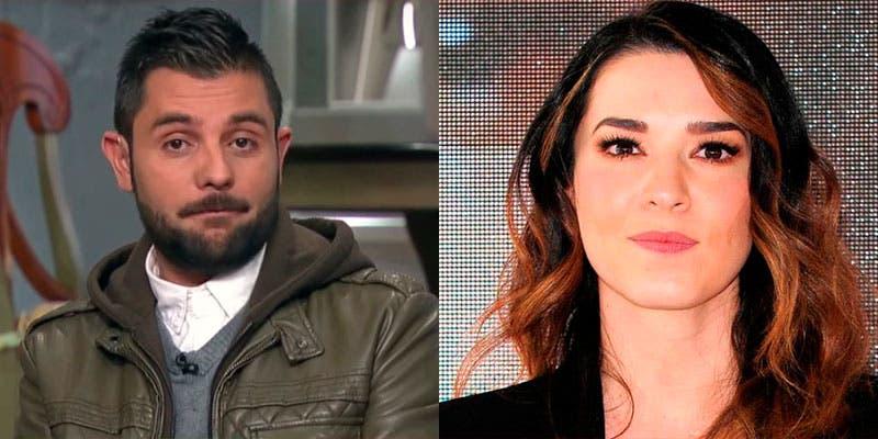 Ricardo Casares golpea a Laura G al aire en Venga La Alegría