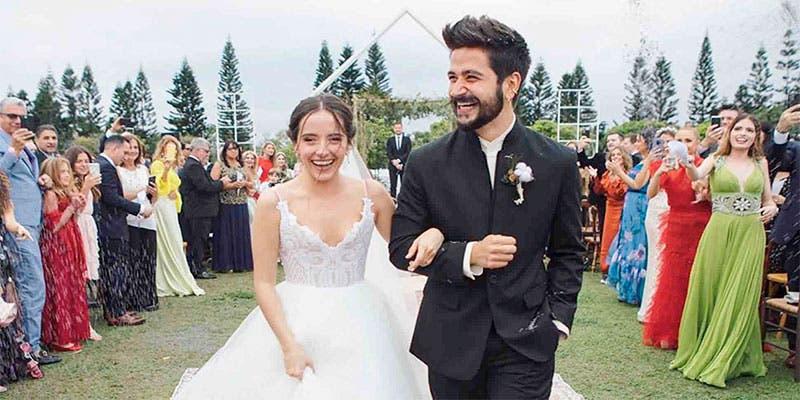 Ricardo Montaner jura que su hija Evaluna llegó virgen al altar