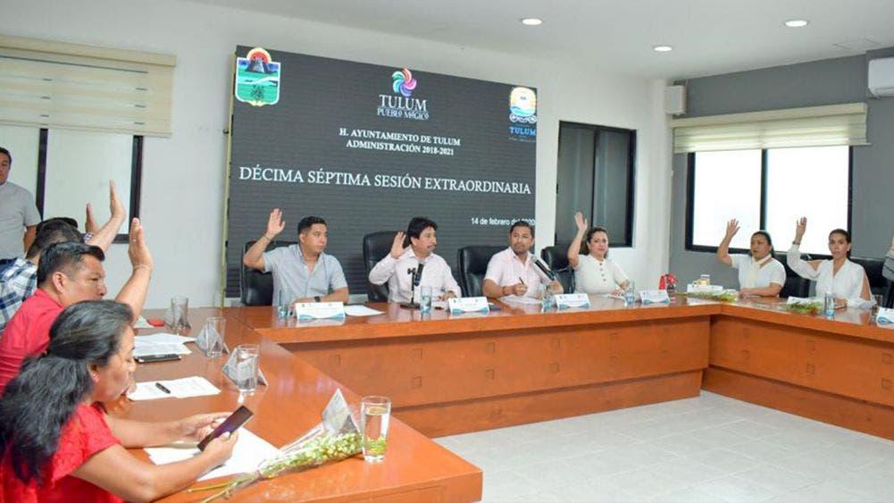 Conforman Comité Organizador del Carnaval Tulum 2020