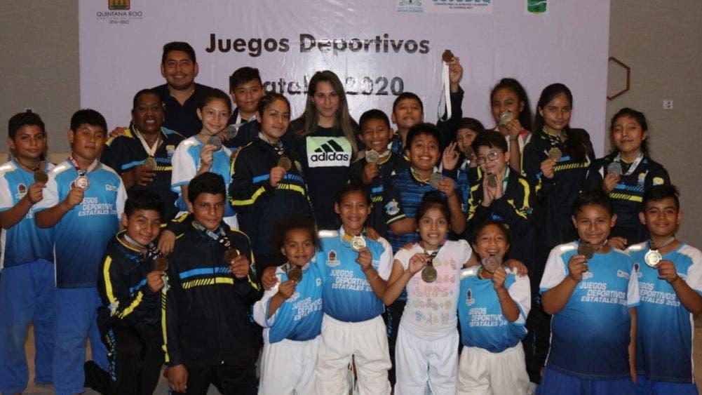 Tulum se consolida como potencia en Judo a nivel estatal