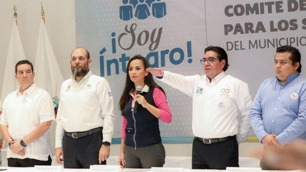 Toma protesta Laura Fernandez a Comité de Ética e Integridad de los servidores Públicos