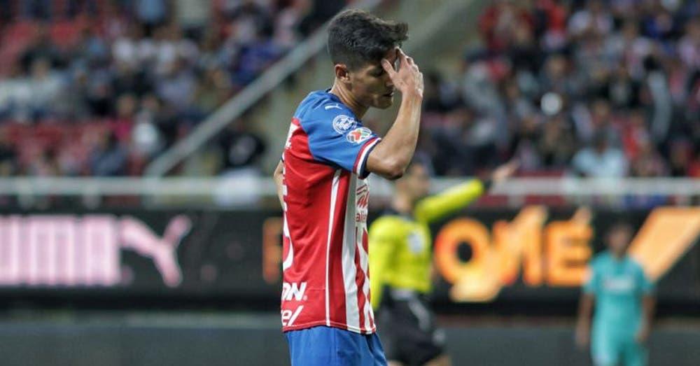 Uriel Antuna será el futuro ídolo tapatío de Chivas, como Alan Pulido