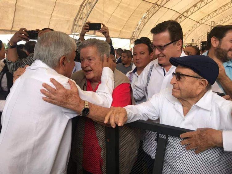 Se está cumpliendo a los quintanarroenses: Gastón Alegre.