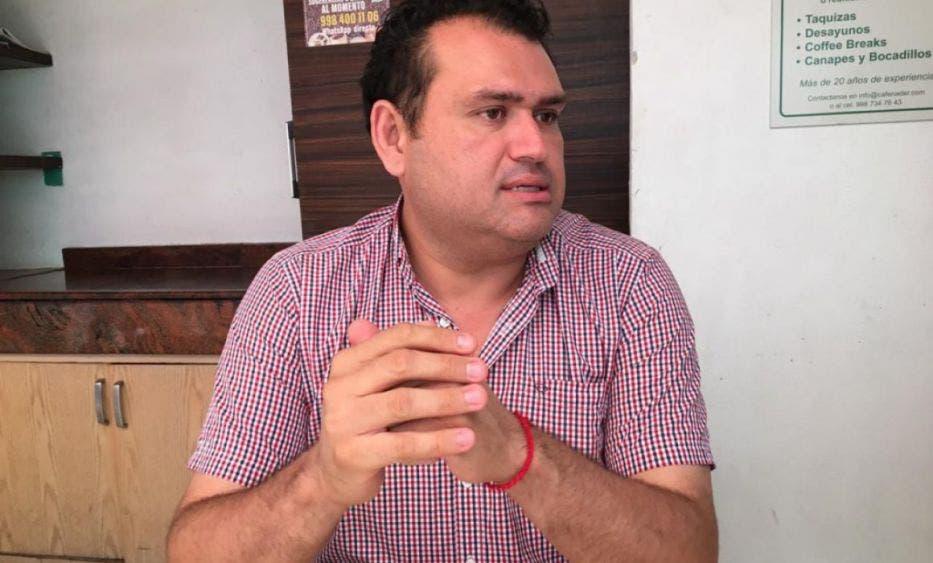 Falta voluntad política para resolver problema con la basura en Isla Mujeres; opina el diputado Gasca que es lamentable para el destino.