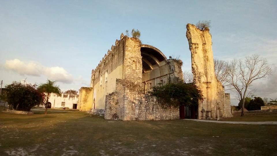 Tihosuco y su iglesia se consolidan como la ruta de la Guerra de Castas; diversificarán la economía con el turismo cultural y de aventura.