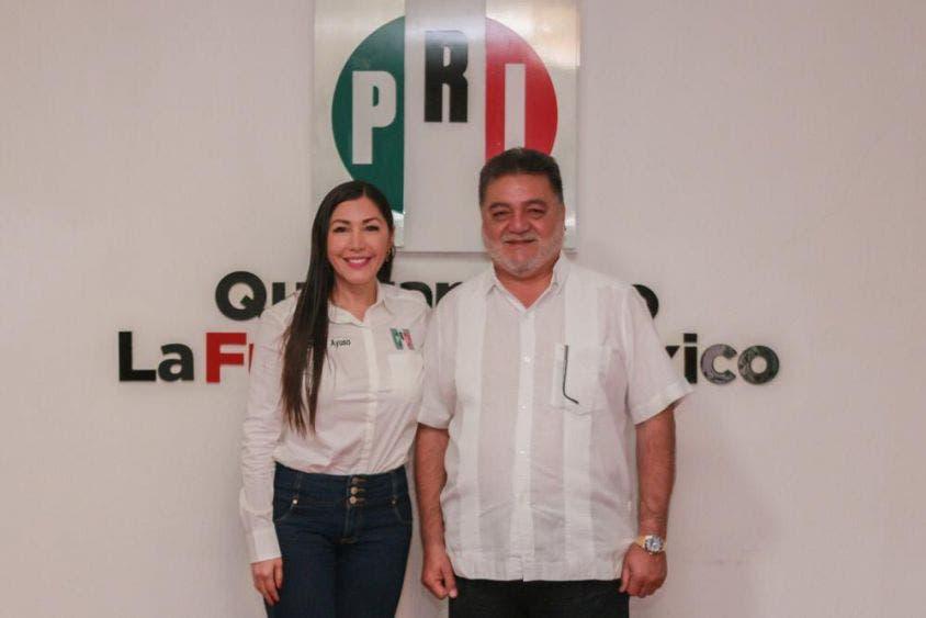 Regresa Pedro Flota al PRI; será secretario de Acción Electoral.