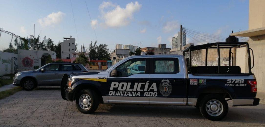 Hallan cabeza humana en Donceles de Cancún; la extremidad estaba en una bolsa y pertence a cuerpo hallado encajuelado en Tres Reyes.