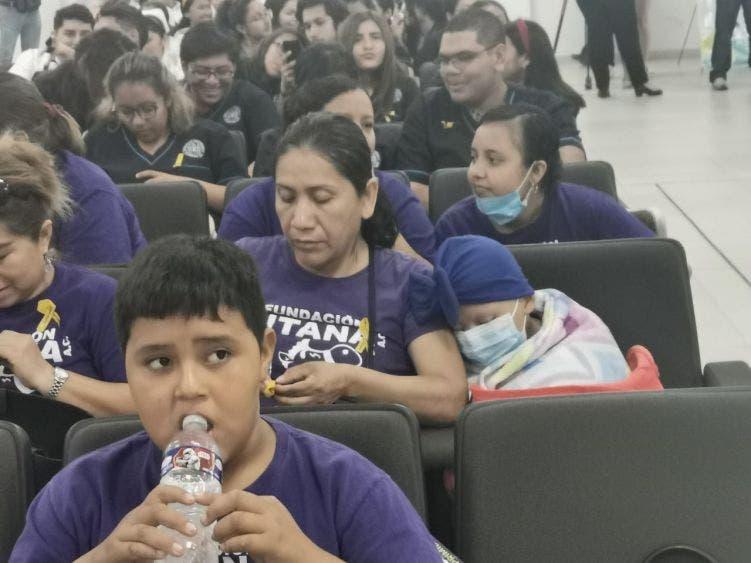 Más del 70% de los niños con cáncer en Quintana Roo vencen la enfermedad.