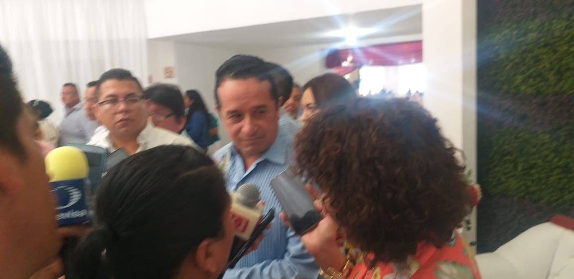 Aplaude el gobernador Carlos Joaquín reapertura del Malecón Tajamar.