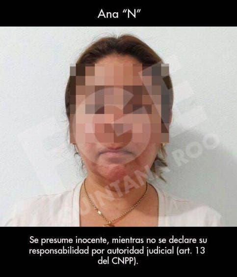 Sale de prisión otra borgista acusada de peculado.