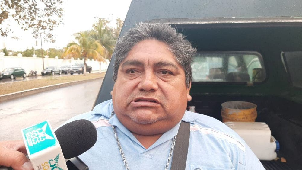 Acción Política del STSAOPB, Roberto Carlos Catzín Aguilar, dijo que hace mese que el Ayuntamiento de Othón P. Blanco dejó de pagar los estímulos.