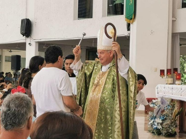 Vuelve sueño de construir capilla en Malecón Tajamar.