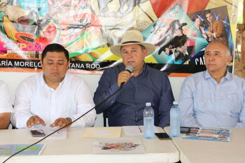 Solicitarán apoyo de la Guardia Nacional en la Expomor 2020; autoridades municipales buscan inhibir delitos durante la tradicional feria.