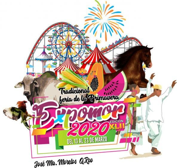 La Feria Expomor 2020 se llevará a cabo del 13 al 23 de marzo.