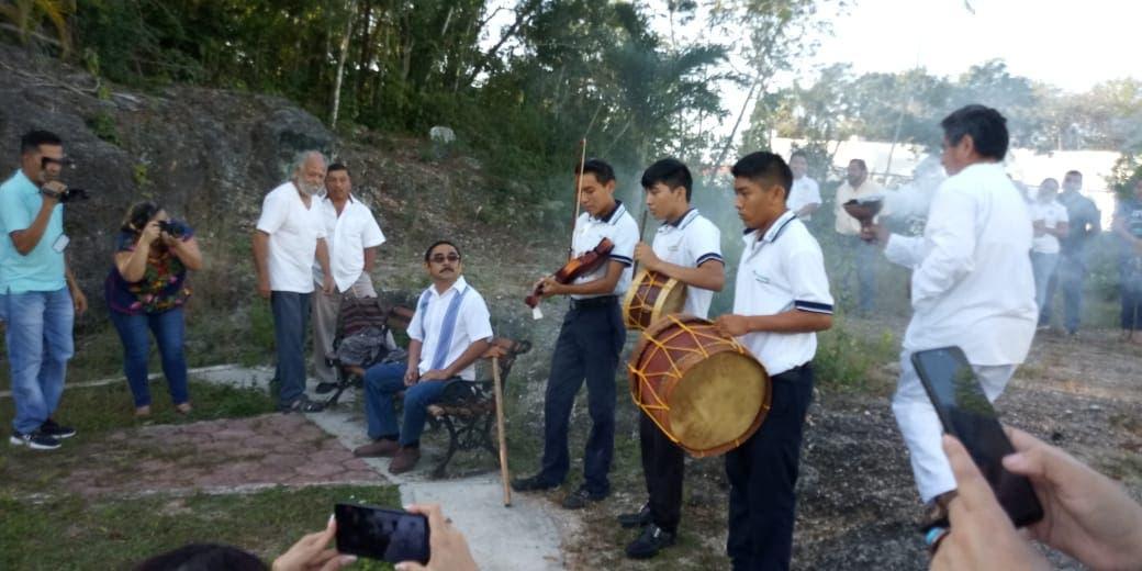 Inicia la celebración de las lenguas maternas en la Zona Maya.