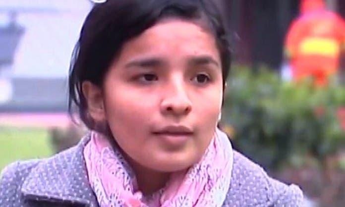 """Solsiret Rodriguez era representante del movimiento """"Ni una menos"""" en la región Callao del Perú, donde vivía,, iroónicamente fue asesinada y descuartizada por una de sus compañeras de lucha."""